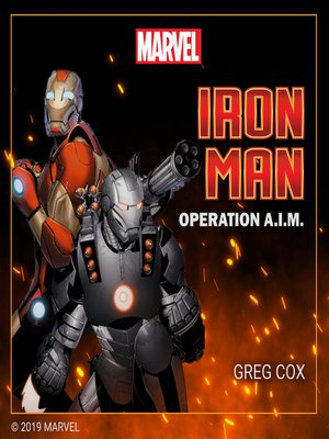 cover image of Iron Man: Operation A.I.M.