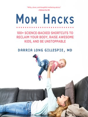 cover image of Mom Hacks