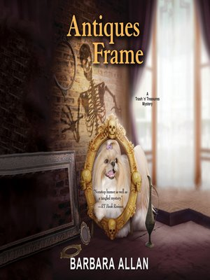 cover image of Antiques Frame