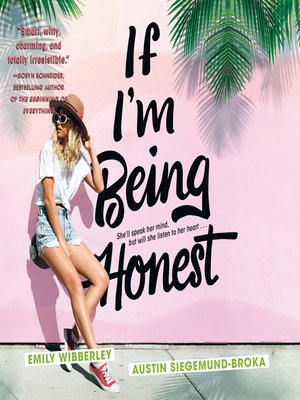cover image of If I'm Being Honest