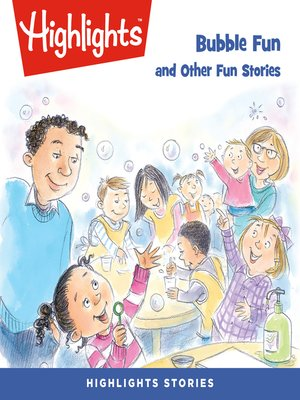 cover image of Bubble Fun and Other Fun Stories