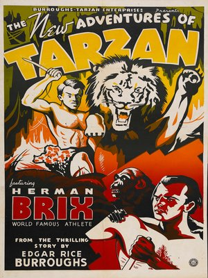 cover image of The New Adventures of Tarzan