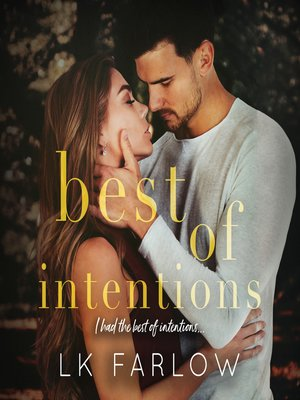 cover image of Best of Intentions