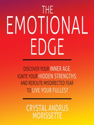 cover image of The Emotional Edge