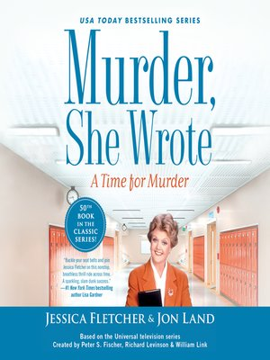 cover image of A Time for Murder