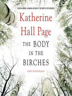 cover image of The Body in the Birches