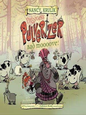 cover image of Bad Moooove!