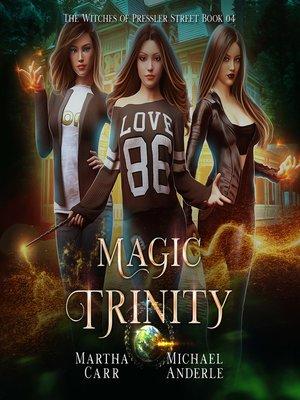 cover image of Magic Trinity