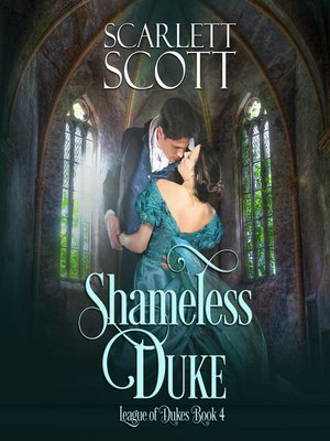 cover image of Shameless Duke