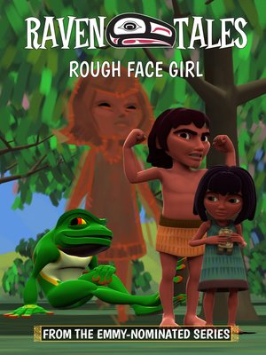 cover image of The Rough Face Girl