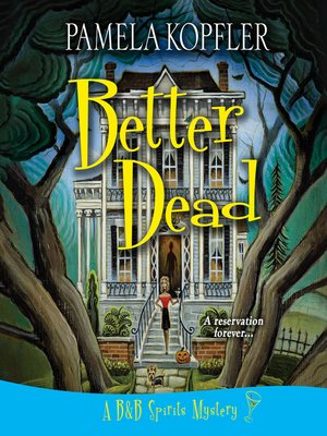 cover image of Better Dead