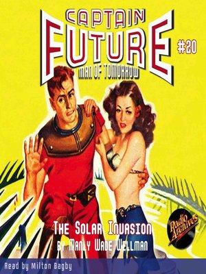 cover image of Captain Future #20