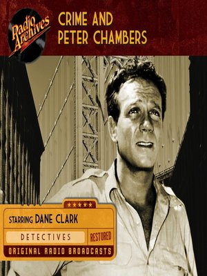 cover image of Crime and Peter Chambers