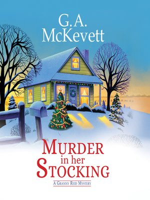 cover image of Murder in Her Stocking