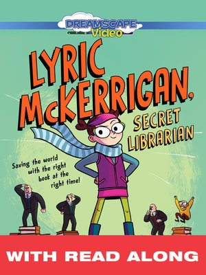cover image of Lyric McKerrigan, Secret Librarian