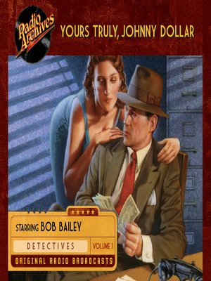cover image of Yours Truly, Johnny Dollar, Volume 1