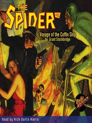 cover image of The Spider #45