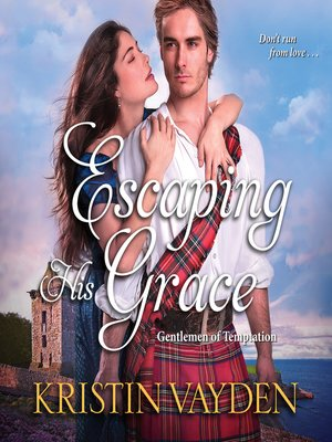 cover image of Escaping His Grace