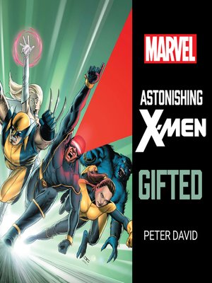 cover image of Astonishing X-Men: Gifted