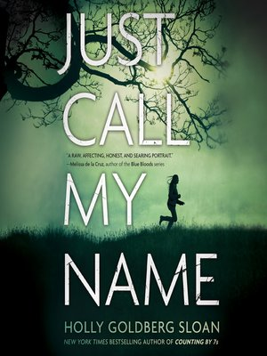 cover image of Just Call My Name