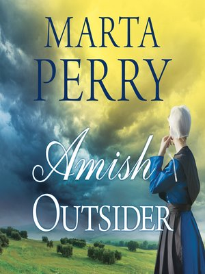 cover image of Amish Outsider