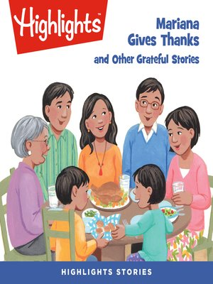 cover image of Mariana Gives Thanks and Other Grateful Stories