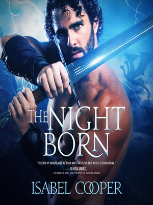 cover image of The Nightborn