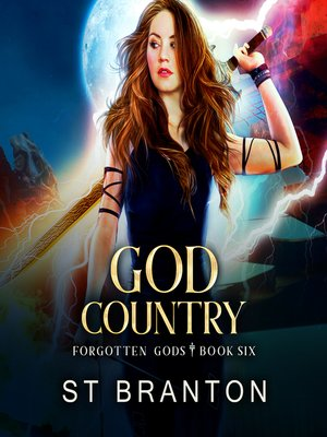 cover image of God Country