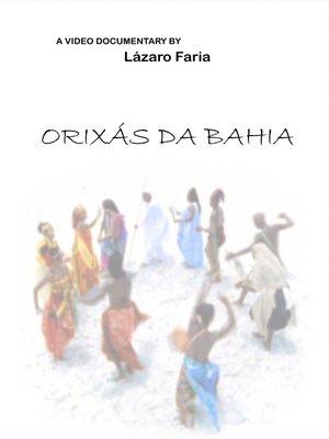 cover image of Orixas da Bahia