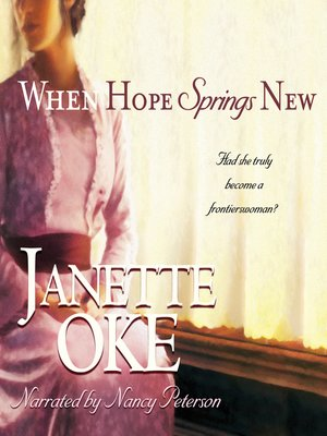 cover image of When Hope Springs New