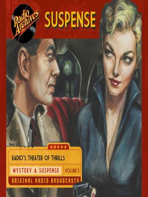 cover image of Suspense, Volume 5
