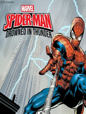 cover image of Spider-Man: Drowned in Thunder