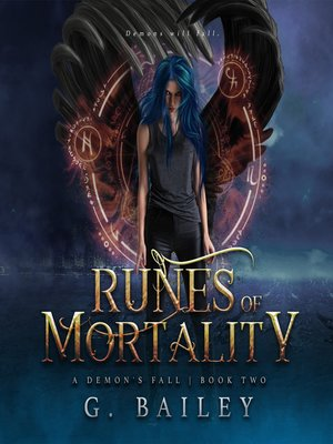 cover image of Runes of Mortality