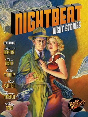 cover image of Nightbeat Night Stories