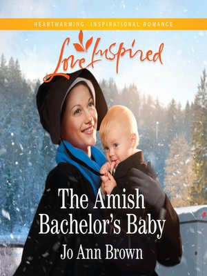 cover image of The Amish Bachelor's Baby