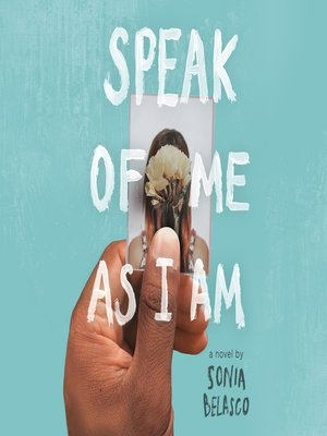cover image of Speak of Me As I Am