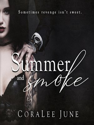 cover image of Summer and Smoke