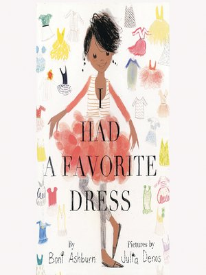 cover image of I Had a Favorite Dress