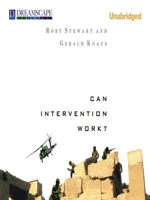 cover image of Can Intervention Work?