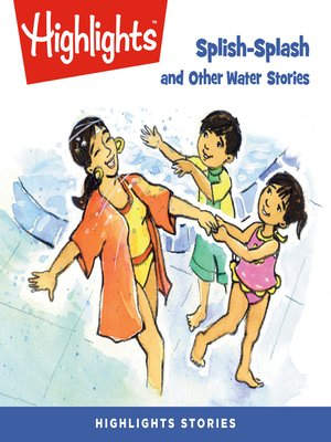 cover image of Splish-Splash and Other Water Stories