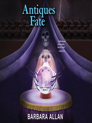 cover image of Antiques Fate