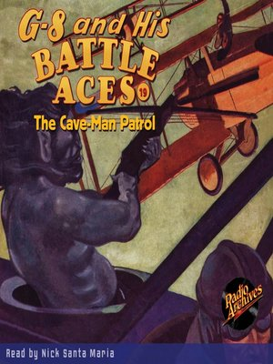 cover image of G-8 and His Battle Aces #19