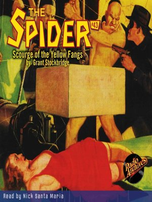 cover image of The Spider #43