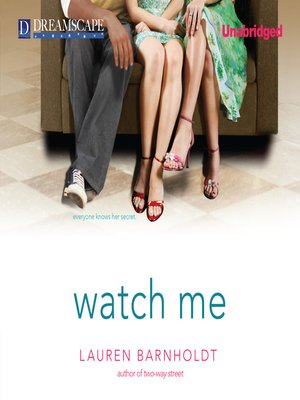 cover image of Watch Me