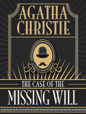 cover image of The Case of the Missing Will