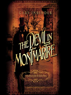 cover image of The Devil in Montmartre