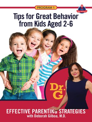 cover image of Effective Parenting Strategies, Program One