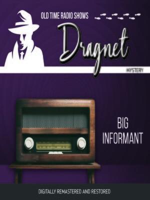 cover image of Dragnet: Big Informant