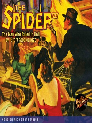cover image of The Spider #46