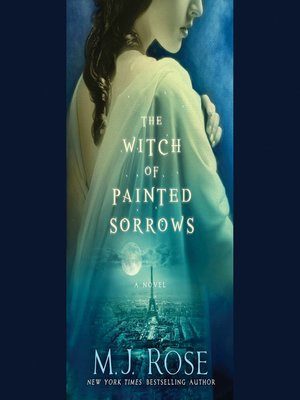cover image of The Witch of Painted Sorrows